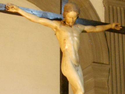Crocifisso, Gesù