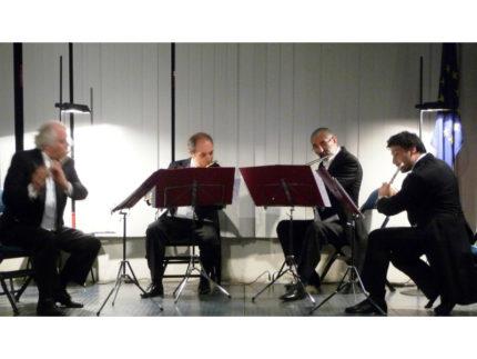 Il Quartetto Italiano di Flauti Les Flûtes Joyeuses