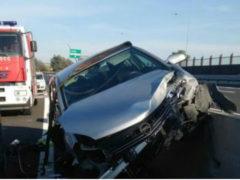 Incidente sulla A14: due feriti gravi