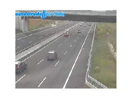 traffico sull'autostrada A-14