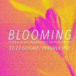 Blooming Festival 2018 a Pergola