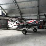Il velivolo Pilatus PC6 S/N 969