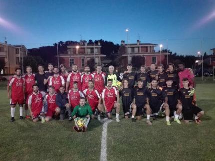 Calcio a 8 Cuccurano