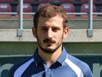 Federico Bastianoni al Gabicce Gradara Calcio