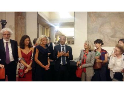 Matteo Ricci a Parigi per le celebrazioni dedicate a Gioachino Rossini