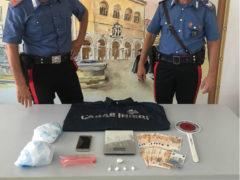 Arresto dello spacciatore Tani l'Albanese