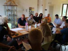 Incontro a Fiorenzuola con il sindaco Matteo Ricci