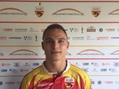 Matteo Soavi alla Paspa Pesaro Rugby