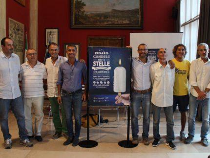 Incontro per Candele sotto le stelle a Pesaro