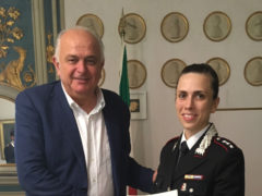 Maurizio Gambini e Francesca Baldacci