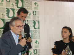 Rodolfo Coccioni premiato a Venezia
