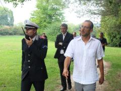 Visita di Matteo Ricci al Parco Miralfiore