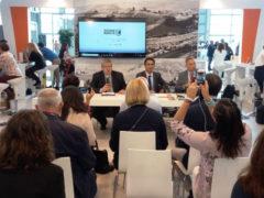 Moreno Pieroni al TTG di Rimini