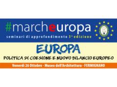 #Marcheuropa a Fermignano