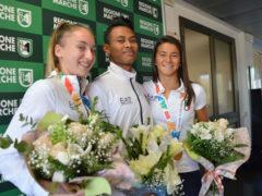Marche vincenti alle Olimpiadi Giovanili
