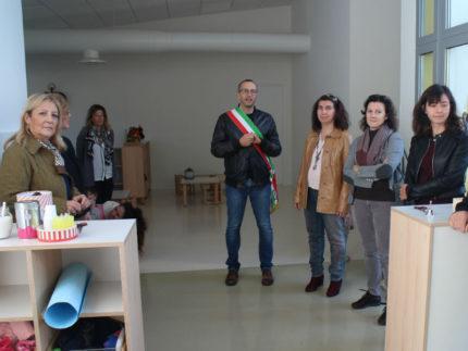 Nuovo asilo nido a Borgo Santa Maria