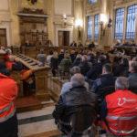 Il Presidente della Provincia di Pesaro e Urbino incontra i dipendenti