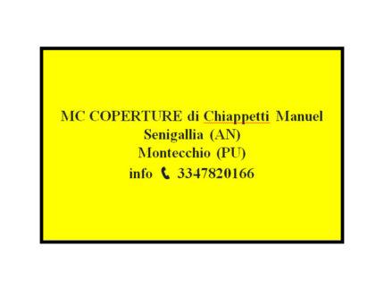 MC Coperture di Chiappetti Manuel: contatti