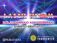Laser Room al FanoCenter