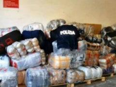 Droga sequestrata il 13 agosto 2016 a Fano