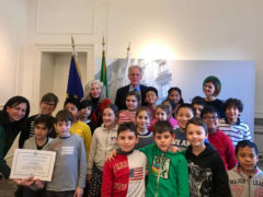 """La scuola primaria """"Faiani"""" a Palazzo delle Marche"""