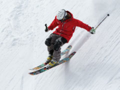 Pista da sci, sciare, sciatore
