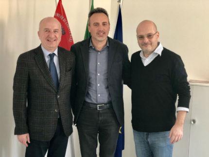 Giorgio Bartolini e Domenico Pascuzzi
