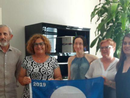 Bandiera Blu consegnata a Pesaro