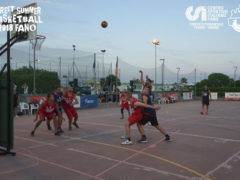 Street Basket a Fano