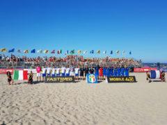 Beach soccer a Marotta