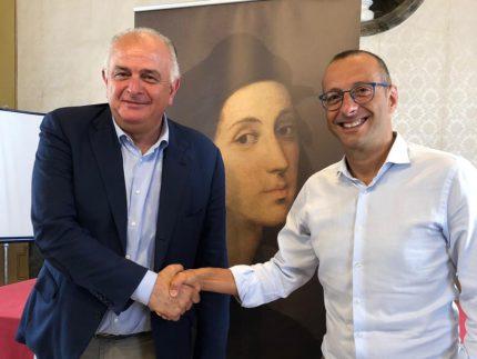 Matteo Ricci e Maurizio Gambini
