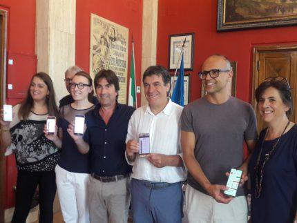 """Presentazione dell'app """"Go! Pesaro-Fano"""""""