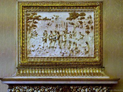 Fregio del Palazzo Ducale di Pesaro