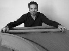 L'organista Sauro Argalia