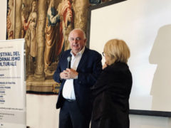 Maurizio Gambini e Lella Mazzoni