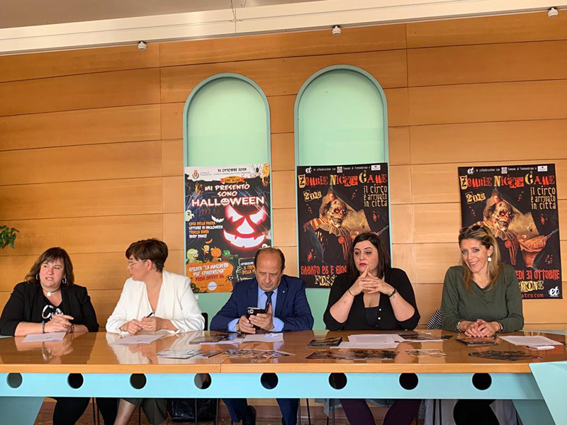 Presentazione Zombie Night Game 2019