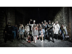 Zombie Night Game a Fossombrone