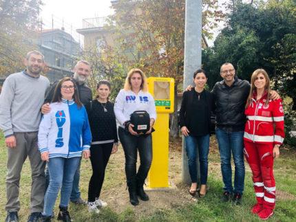 Defibrillatore a Pesaro