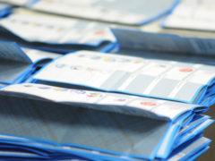 Schede elettorali, scrutinio, elezioni
