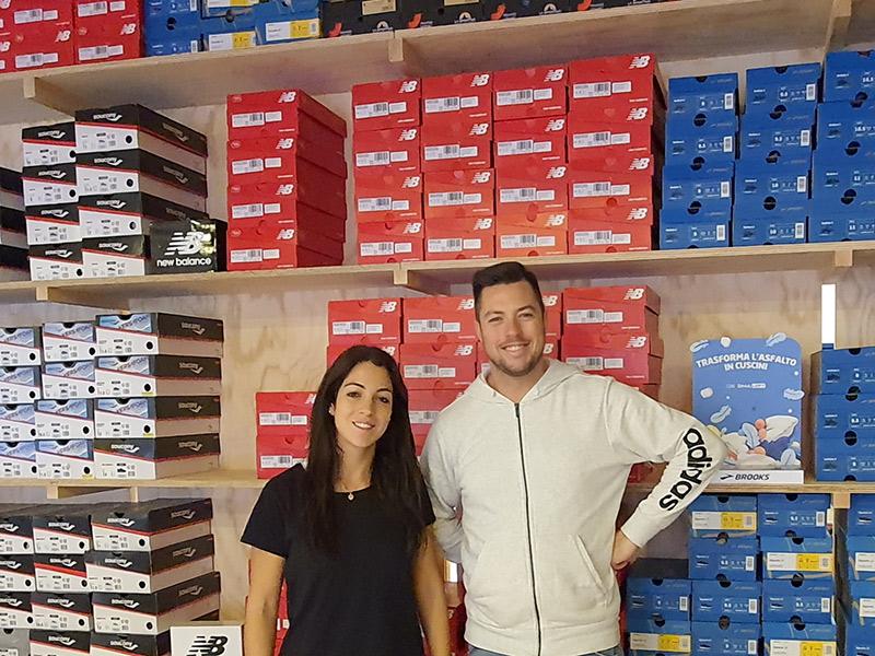 Alessandra e Davide Chiacchiarini - Caraffa Sport & Run