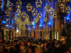 Provincia di Pesaro - Urbino invasa dai turisti del Natale