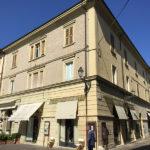Ristrutturazione edificio via dei Commercianti a Senigallia effettuata da ditta Marinelli Sisto - prima