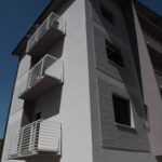 Ristrutturazione edificio via Di Vittorio a Senigallia effettuata da ditta Marinelli Sisto - dopo
