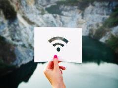 Connessione internet, wi-fi