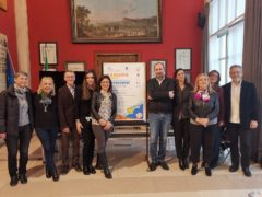 """Conferenza relativa al progetto """"Nati per la musica"""" a Pesaro"""