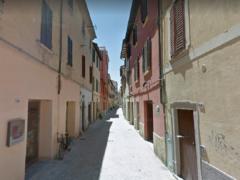 Via Castelfidardo a Pesaro