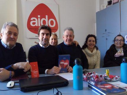 Nuovo consiglio direttivo della sezione di Pesaro dell'AIDO