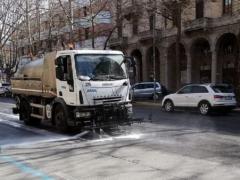 Sanificazione stradale