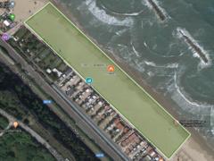 Spiaggia a Pesaro