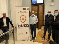 """Presentazione a Pesaro dell'app """"Buca"""""""